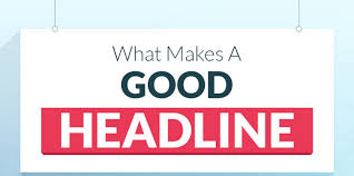 Ways to Write Great Headline