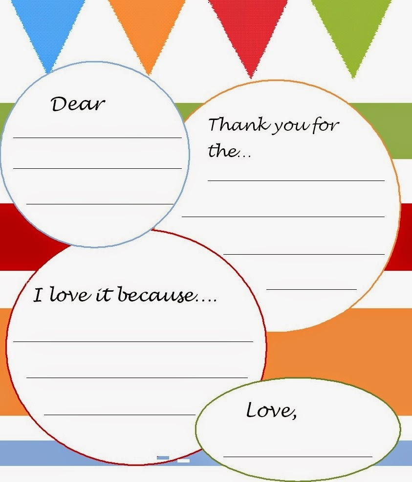 Printable thank you letter school time snippets and if you would like the printable without lines inside the bubbles click here i couldnt decide which one i liked best but the lines seemed to help my spiritdancerdesigns Gallery