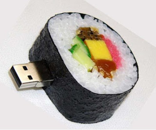Memoria flash usb muy creativa