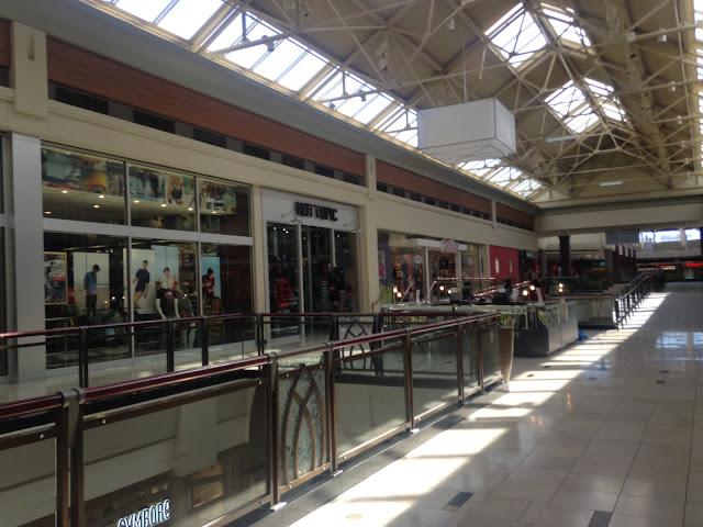 Oklahoma city mall