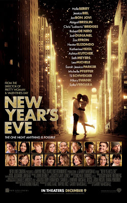 Póster de New Year's Eve Box Office USA