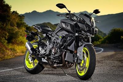 Yamaha FZ-10 2017 - nakedbike hạng nặng giá 13.000 USD