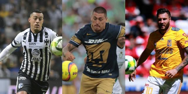 Liga mexicana mejor pagada