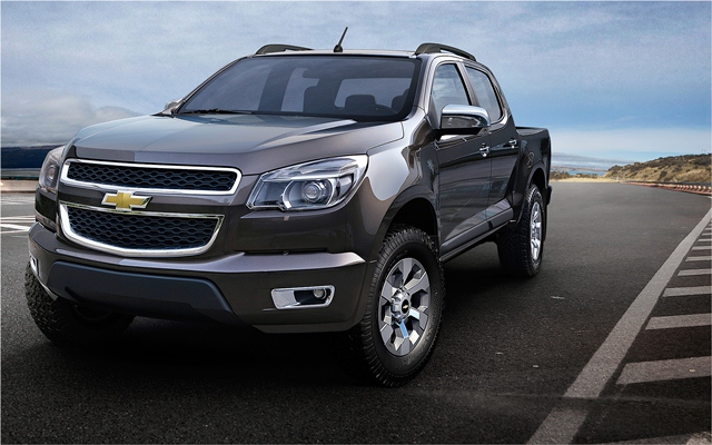 Chevrolet Colorado Now Available In Phl Philippine Car News Car