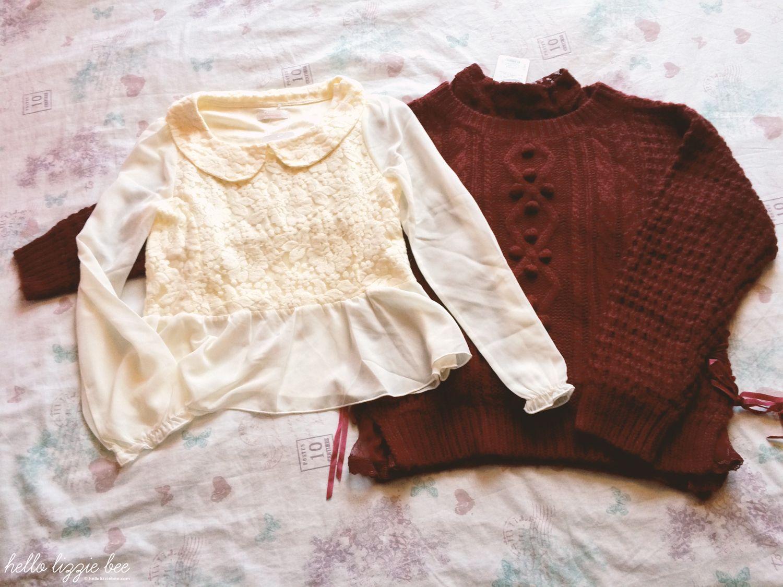 liz lisa clothes, kawaii gyaru shop review