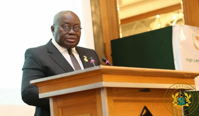 President Akufo-Addo Appoint New Service Chiefs