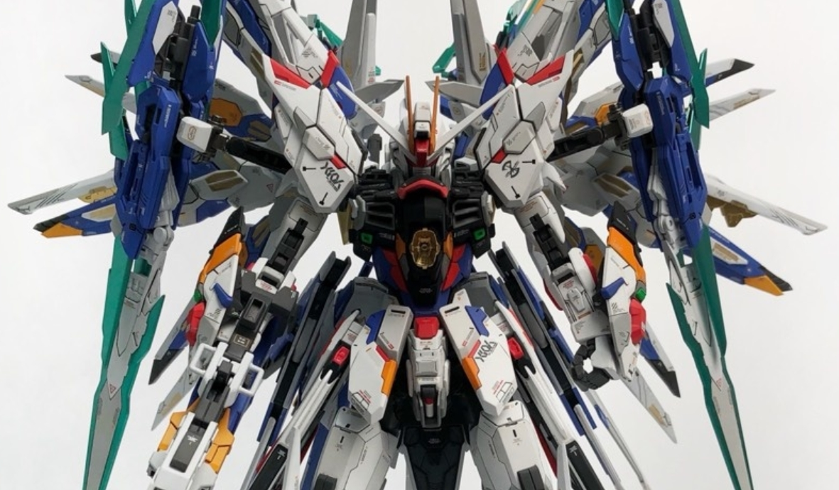 Exceptional Freedom Strike Gundam Mg You Never Seen Before
