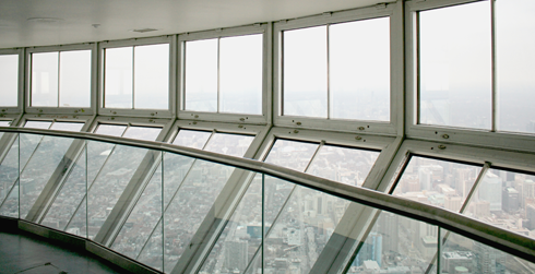 Skypod CN Tower Toronto