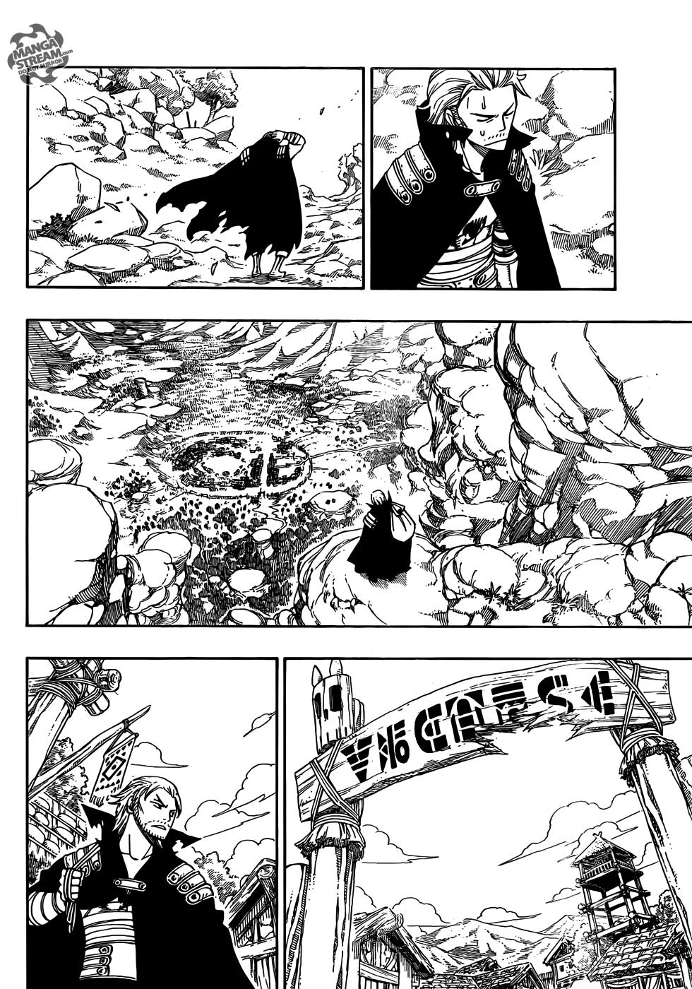 Fairy Tail chap 299 trang 6