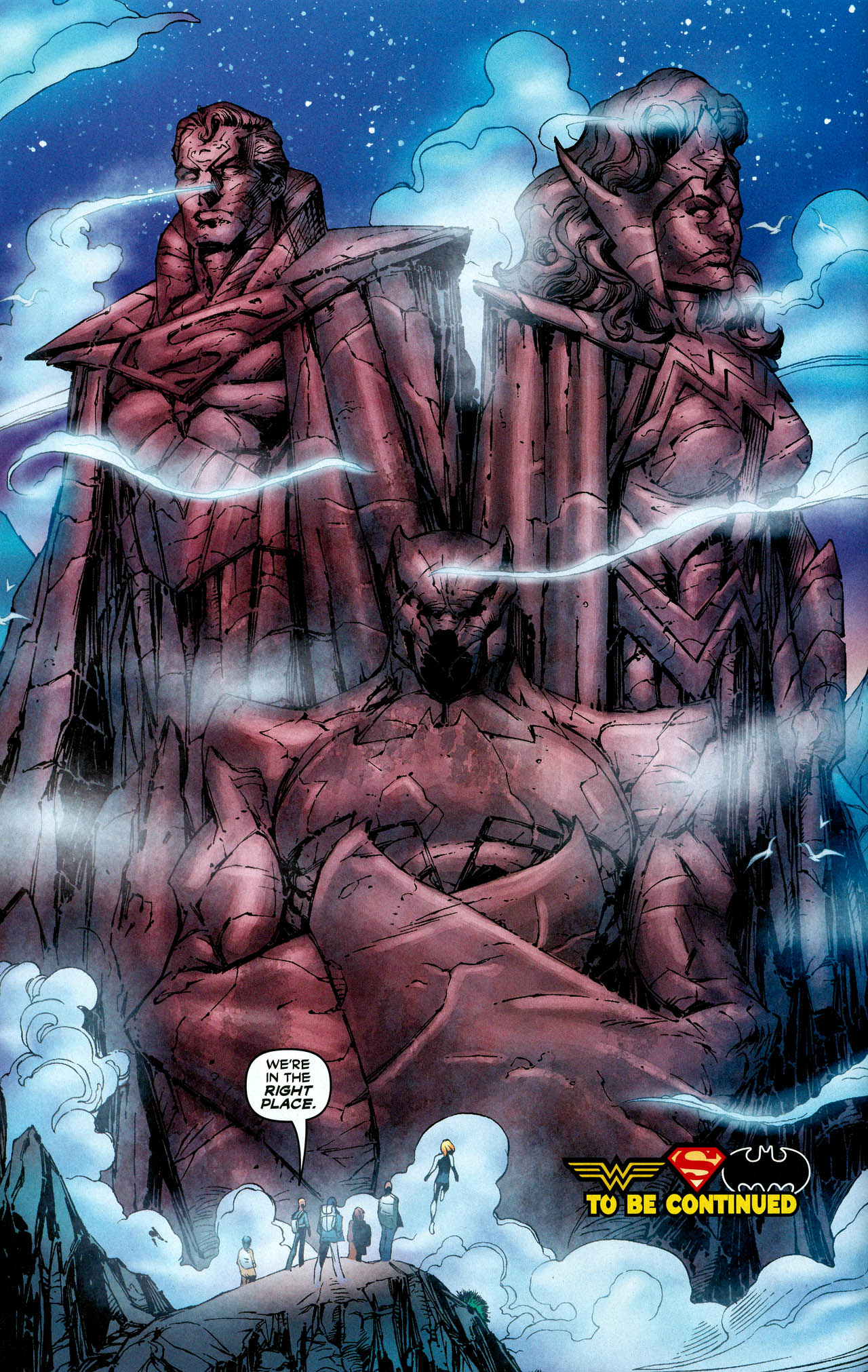 Read online Trinity (2008) comic -  Issue #28 - 17