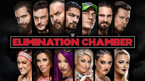 WWE Elimination Chamber 25th February 2018 Full Show Free Download