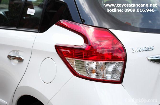 """toyota yaris 2015 toyota tan cang 4 -  - Giá xe Toyota Yaris 2015 nhập khẩu - """"Quả bom tấn"""" của dòng Hatchback"""
