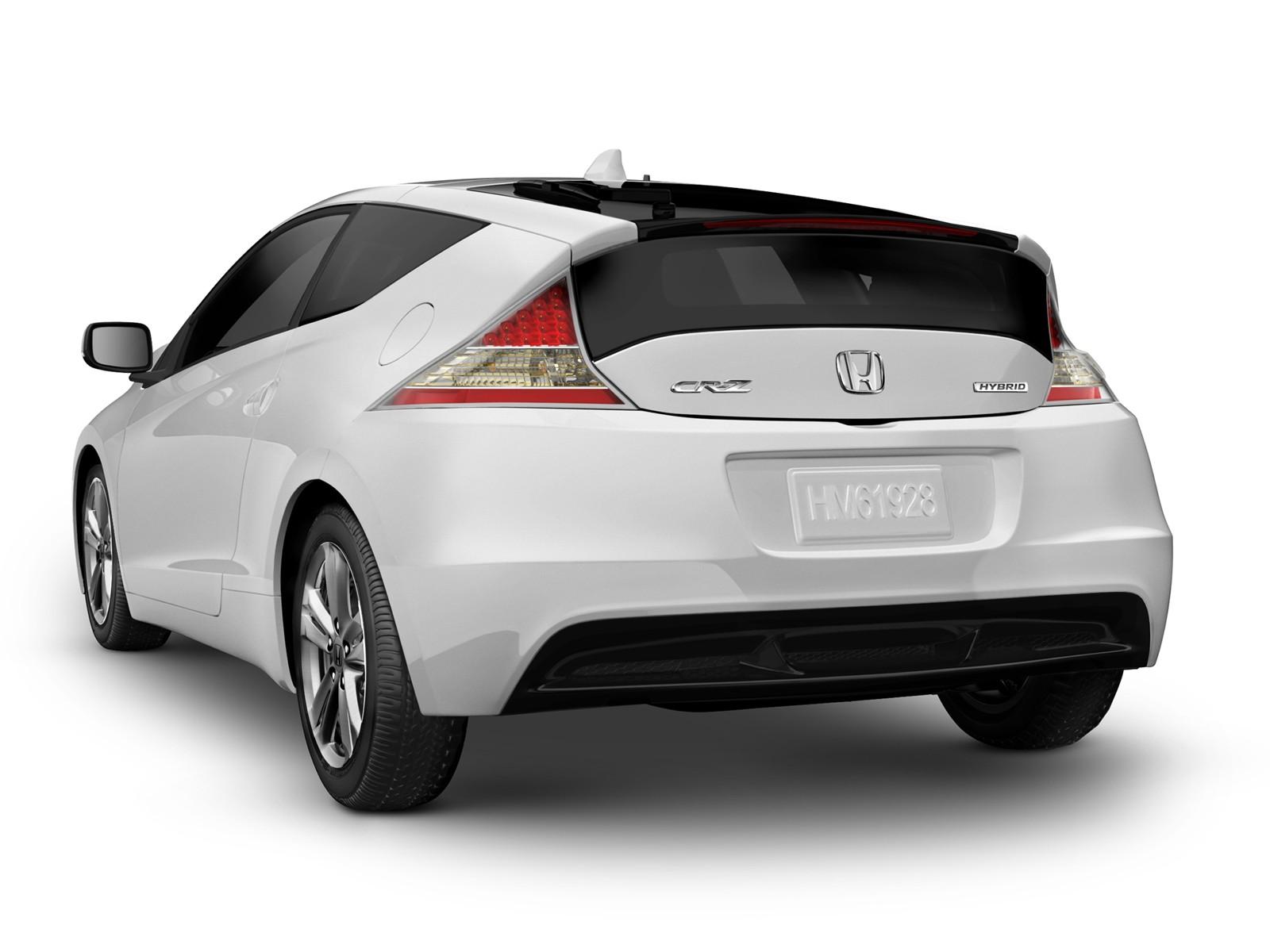 car pictures honda cr z sport hybrid coupe 2011. Black Bedroom Furniture Sets. Home Design Ideas
