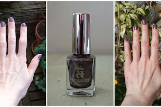 Lubie Vernis : Sleeping Palace - Collection Burne-Jones Dream -A-England