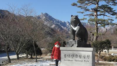 Mendaki Gunung Seoraksan Korea Selatan
