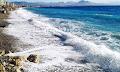 Λουτράκι: Πόσο κόστισε η Γαλάζια σημαία για τις 4 παραλίες του Δήμου; (φωτο)