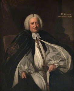 The Rt Rev John Thomas (1696-1781)