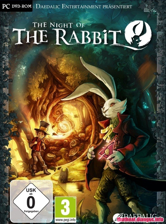 Download Game The Night of the Rabbit – FLT Full crack Fshare