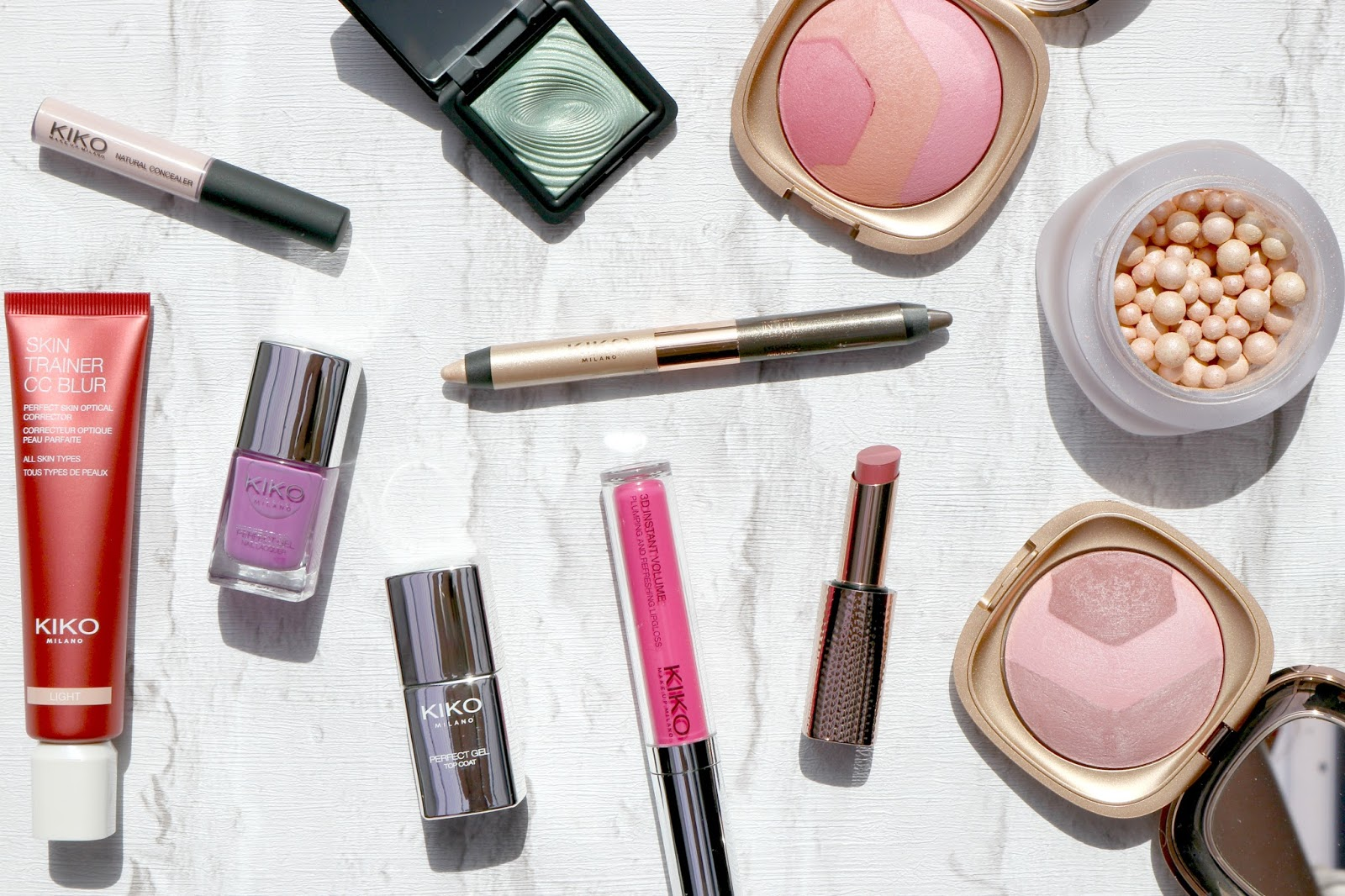 KIKO Haul Cosmetics Makeup Skincare Beauty Blog