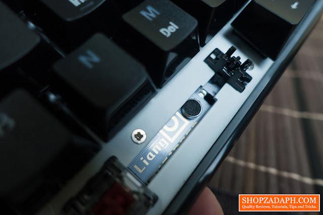 geek gk61 optical keyboard