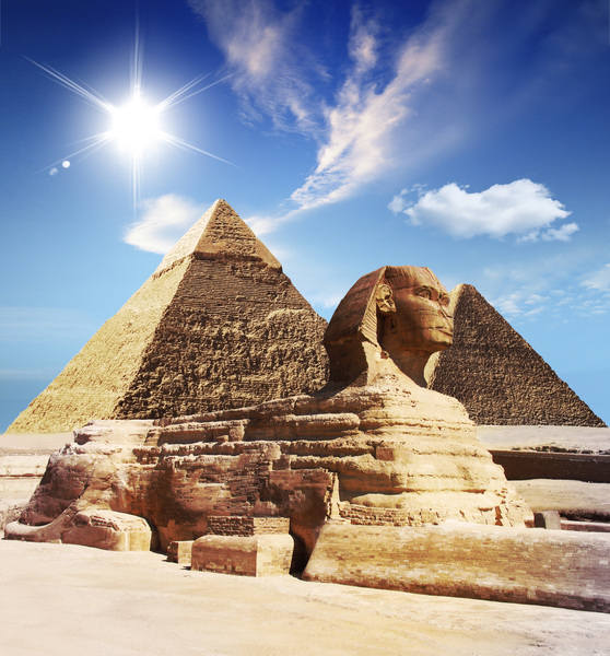10 Unexplained Similarities between Ancient Cultures - The Sphinx