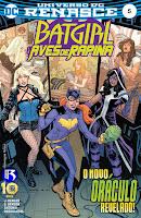 DC Renascimento: Batgirl e as Aves de Rapina #5