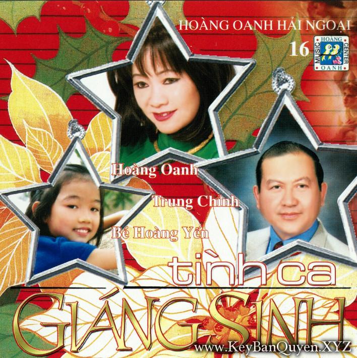 Hoàng Oanh - Tình Ca Giáng Sinh (2006) [WAV]