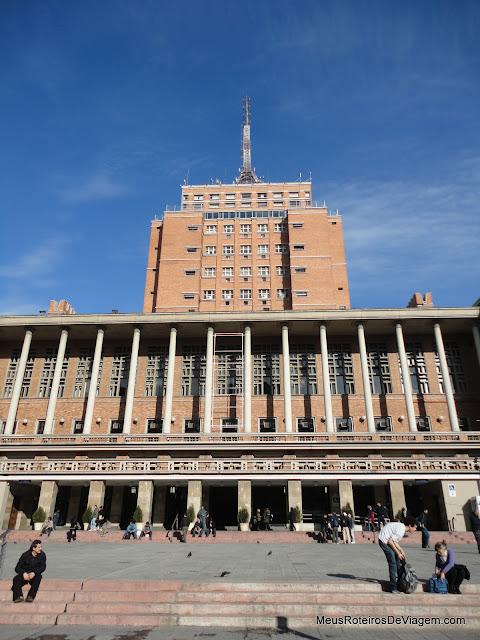 Prefeitura de Montevidéu - Uruguai
