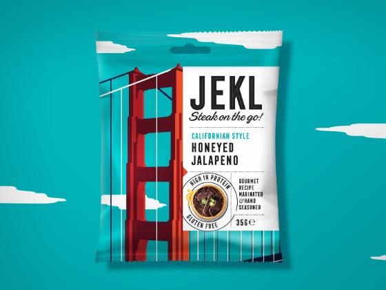 Jekl Steak on the Go