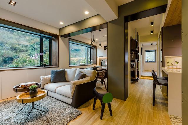 Thiết kế chung cư đẹp - Mẫu số 18