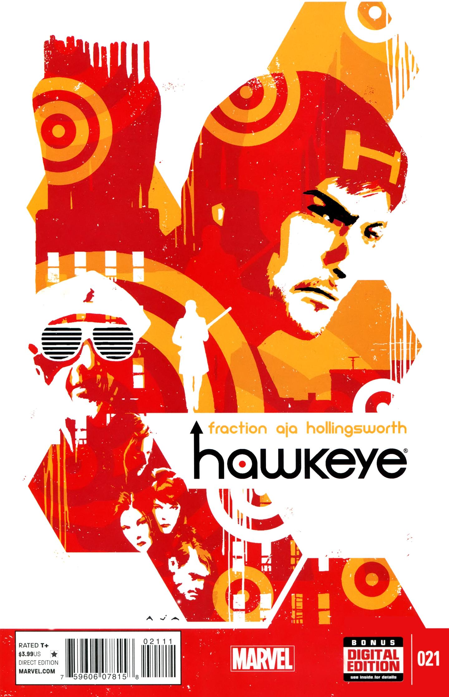 Hawkeye (2012) 21 Page 1