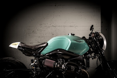 BMW R NineT  by  VTR Customs