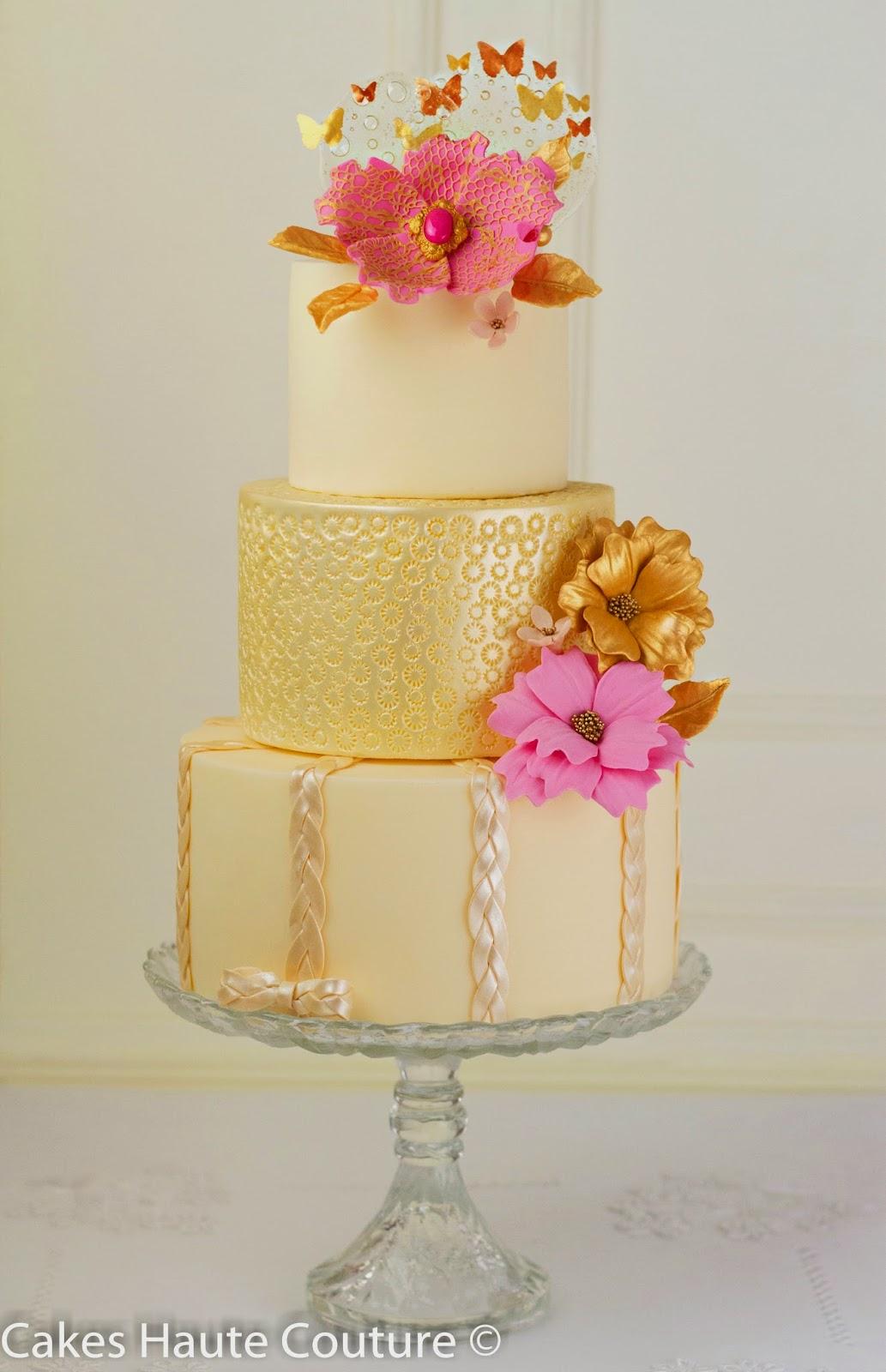 Curso de decoración de tartas avanzado