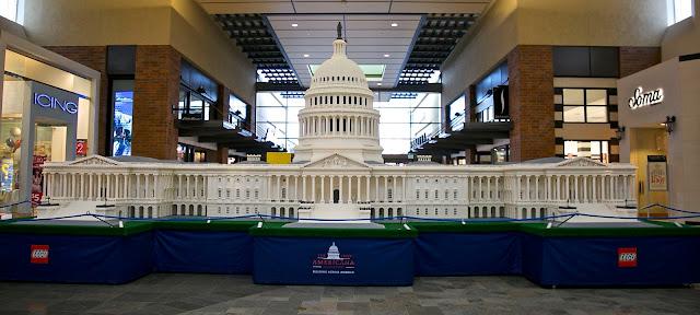 Shoreline Area News: Destinations: LEGO American Roadshow ...