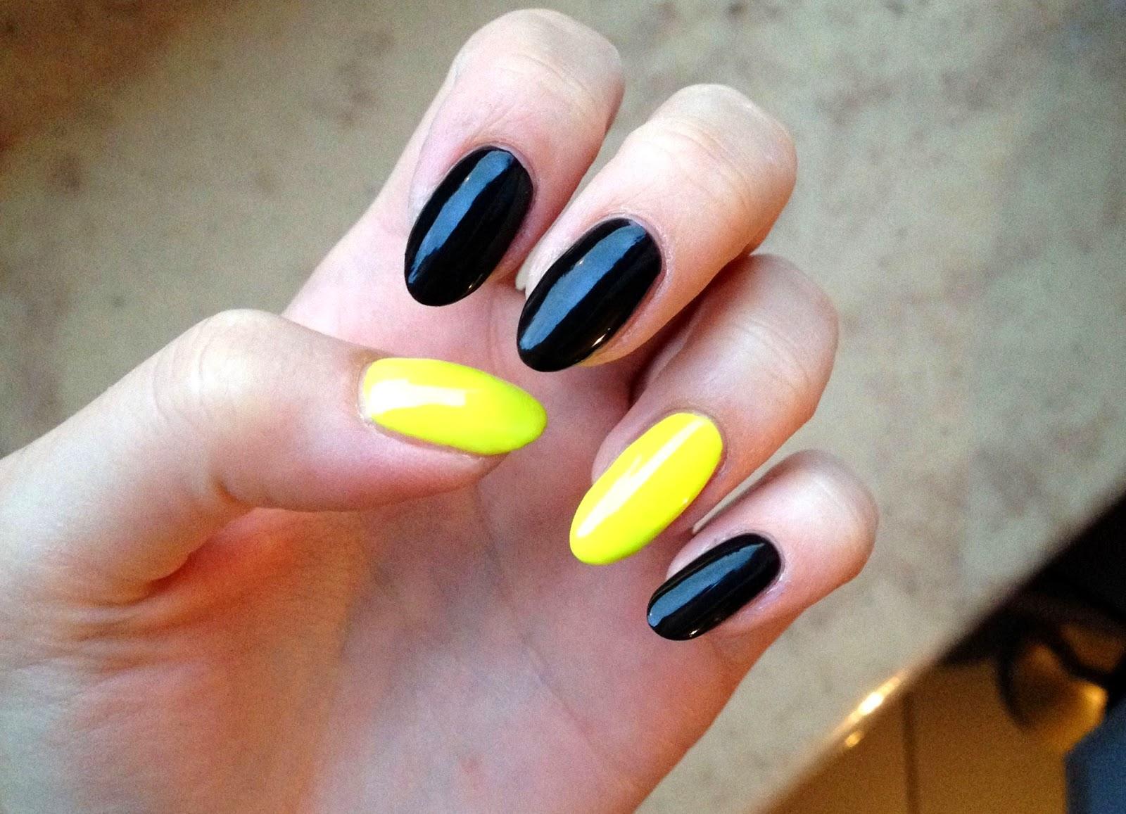50 Shades Of Nails Kokardki