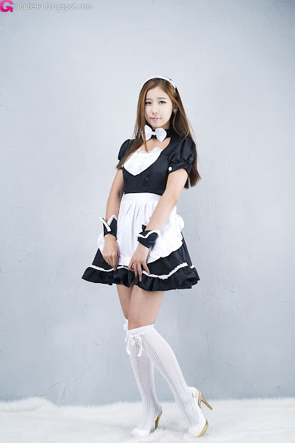 Maid-Cheon-Bo-Young-03-very cute asian girl-girlcute4u.blogspot.com
