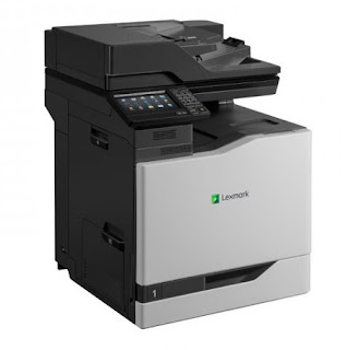 Download Lexmark CX820de Driver Printer