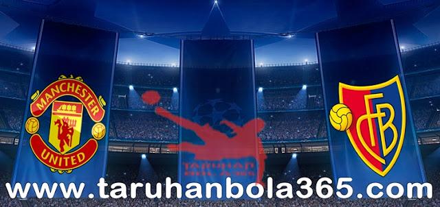Prediksi Taruhan Bola 365 - Manchester United vs FC Basel 13 September 2017