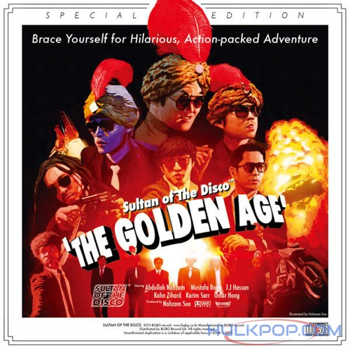 Sultan Of The Disco – The Golden Age