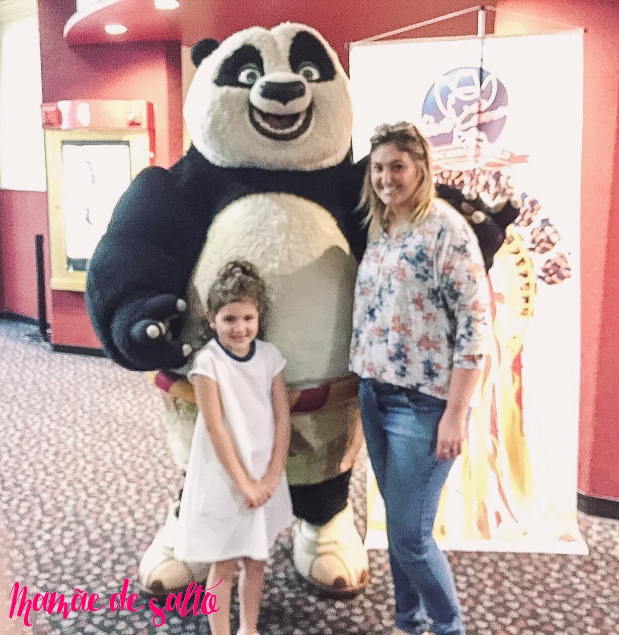 blog Mamãe de Salto na pré estreia exclusiva de Kung Fu Panda em Curitiba