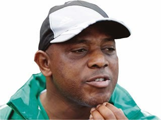 Giwa Shocked by Stephen Keshi's Removal