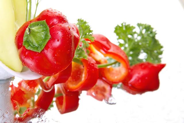 fagyasztott zöldség