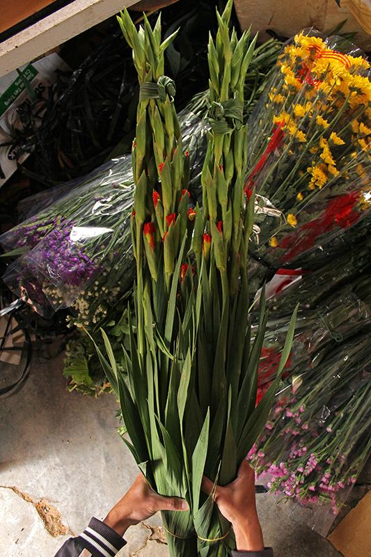 Chia sẻ kinh nghiệm kinh doanh hoa tươi dịp tết