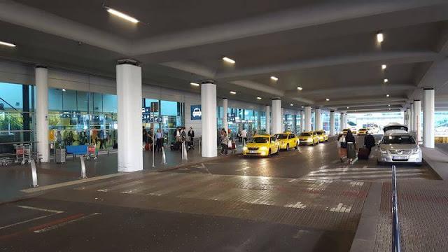 taxis praga parad aeropuerto