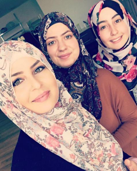 wanita turki tercantik berhijab