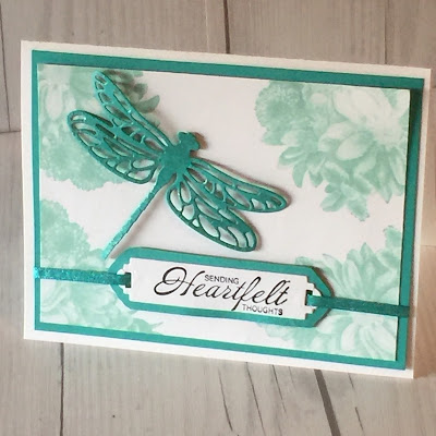 Detailed Dragonfly Thinlit
