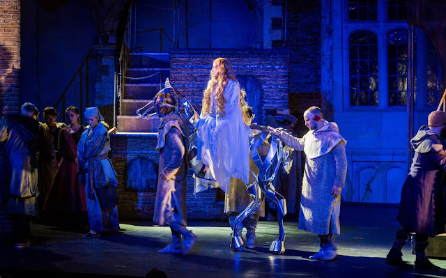 Mascagni: Isabeau - Anne-Sophie Duprels - Opera Holland Park (Photo Robert Workman)