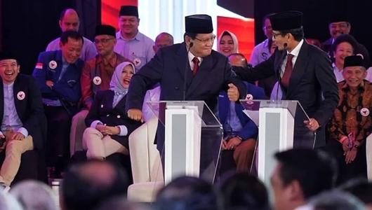 JK Soal Prabowo di Debat: Karakter Begitu Cepat Terpancing, Bikin Tensi Naik