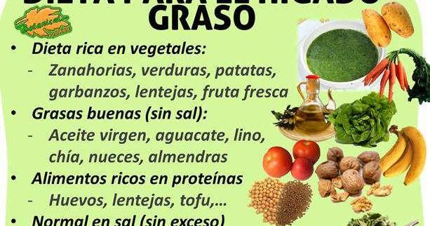 Blog de plantas qu comer si se tiene el h gado graso - Alimentos para el higado graso ...
