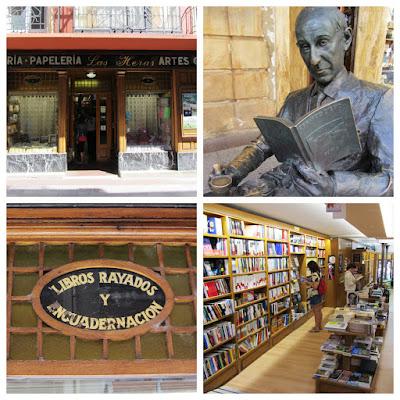 Librería las Heras en Soria